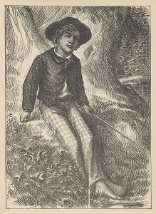 Tomek Sawyer, True Williams 1876